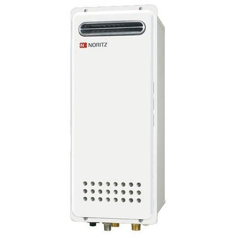 NORITZ GT-2053AWX-2 BL-13A [ガス給湯器(都市ガス用 20号フルオート 壁掛形/PS標準設置形)]
