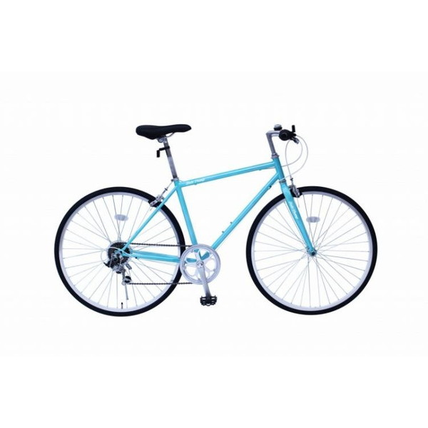 【送料無料】FIELD CHAMP MG-FCP700CF-BL ブルー [クロスバイク自転車] 【同梱配送不可】【代引き・後払い決済不可】【沖縄・北海道・離島配送不可】