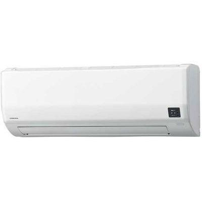【送料無料】コロナ CSH-W2517R-W ホワイト Wシリーズ [エアコン (主に8畳用・100V)]