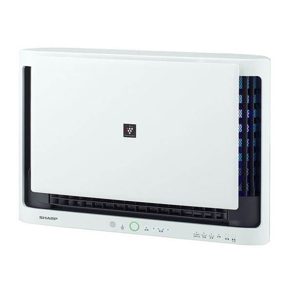 【送料無料】SHARP FU-MK500-W ホワイト [プラズマクラスター空気清浄機 (壁掛け/棚置き兼用型)]