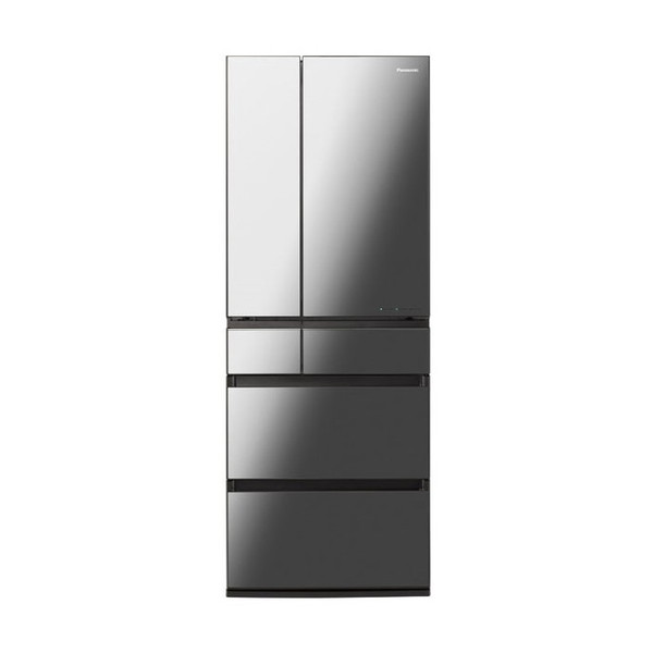 <title>AIエコナビ を搭載したIoT対応冷蔵庫 全国一律送料無料 幅68.5cm たっぷり収納できる大容量600L PANASONIC NR-F607WPX-X オニキスミラー WPXタイプ 冷蔵庫 600L フレンチドア</title>