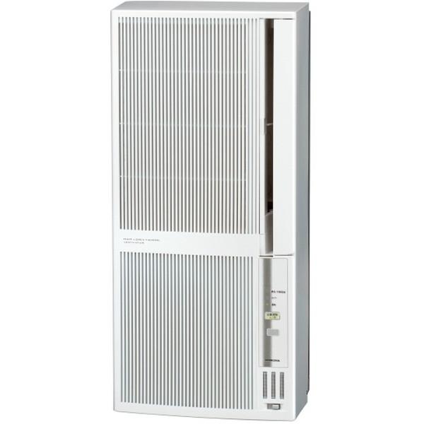冷暖房兼用でオールシーズン使用できるウインドエアコン コロナ CWH-A1821-WS シェルホワイト 10%OFF 主に4.5~7畳用 ReLaLa 冷暖房兼用タイプ 商店 ウインドエアコン