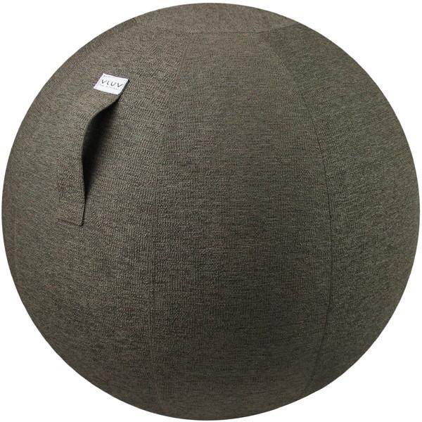 【送料無料】VLUV SBV002.55.CAN2 チャコール・グレー ヴィーラブ [バランスボール(55cm)]