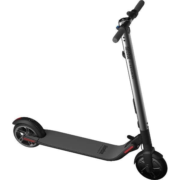 OTOMO Ninebot KickScooter (ナインボット キックスクーター) ES2 グレー [電動キックスクーター] 【同梱配送不可】【代引き・後払い決済不可】【沖縄・北海道・離島配送不可】