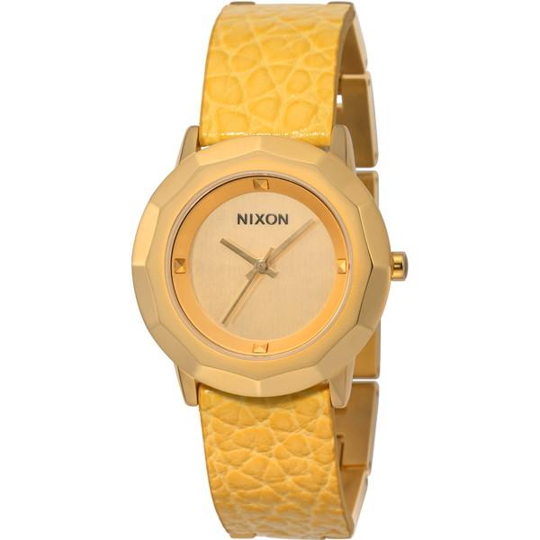 【送料無料】NIXON(ニクソン) A341501 ゴールド ボビー [クォーツ腕時計(レディースウオッチ)] 【並行輸入品】