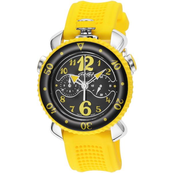【送料無料】GAGA milano(ガガミラノ) 7010.06 CHRONO SPORTS 45MM [クォーツ腕時計(メンズウオッチ)] 【並行輸入品】