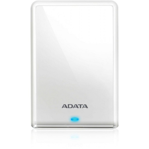 【送料無料】A-DATA AHV620S-4TU31-CWH ホワイト [2.5インチ外付けハードディスクドライブ(4TB・USB 3.1)]