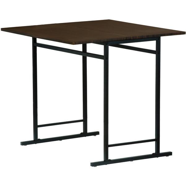 流行 デスクもテーブルもこれ一台 テーブル 2人用 折りたたみ スライド式 ダイニング デスク 天板折畳テーブル 机 ご注文で当日配送