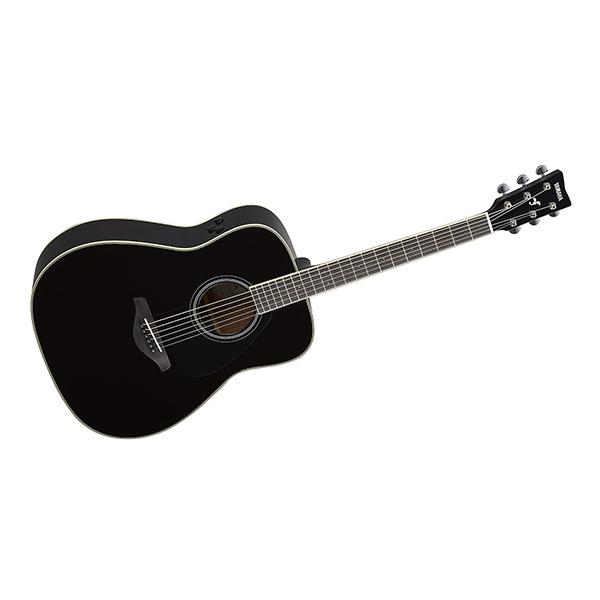 【送料無料】YAMAHA FG-TA BL ブラック トラッドウェスタンタイプ [トランスアコースティックギター]