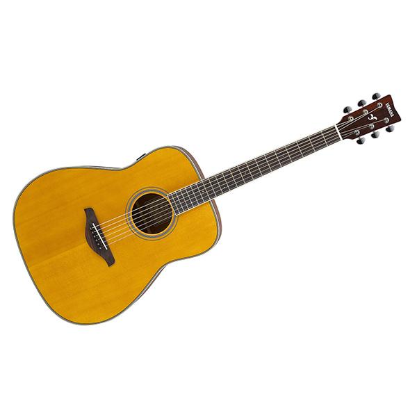 【送料無料】YAMAHA FG-TA VT ビンテージティント トラッドウェスタンタイプ [トランスアコースティックギター]