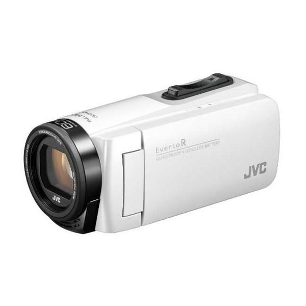 JVC GZ-R480-W シャインホワイト Everio R [フルハイビジョンデジタルビデオカメラ (メモリータイプ32GB・SDカード)]