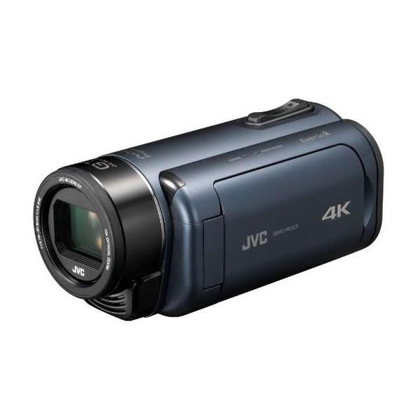 【送料無料】JVC GZ-RY980-A ディープオーシャンブルー Everio R [デジタル4Kビデオカメラ(ダブルSDスロット搭載)]
