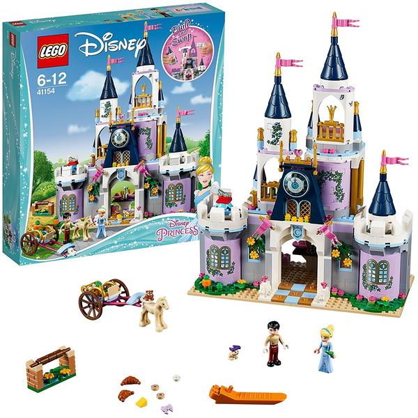 【送料無料】LEGO レゴ(LEGO)ディズニー シンデレラのお城 41154