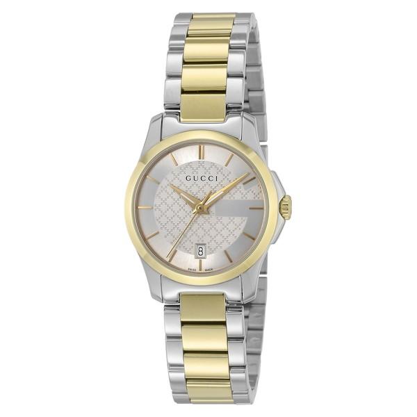 【送料無料】GUCCI(グッチ) YA126563 Gタイムレス [腕時計(レディース)] 【並行輸入品】