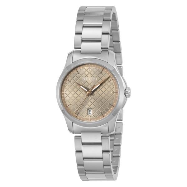 【送料無料】GUCCI(グッチ) YA126594 Gタイムレス [腕時計(レディース)] 【並行輸入品】