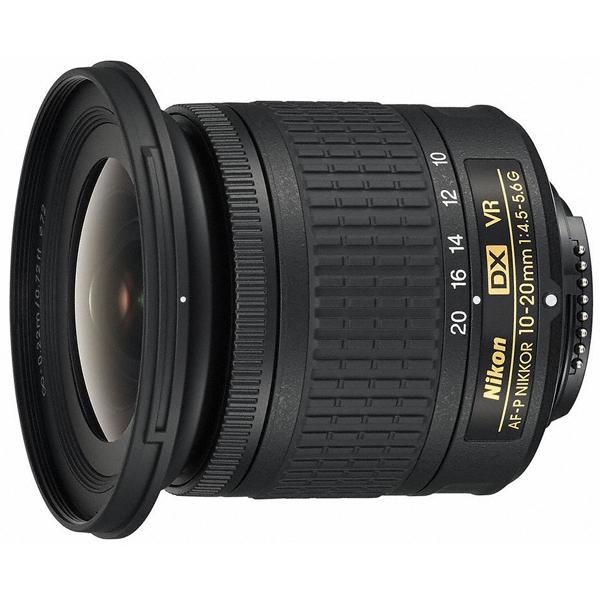 【送料無料】NIKON AF-P DX NIKKOR 10-20mm f/4.5-5.6G VR [交換レンズ (ニコンFマウント DXフォーマット用)]