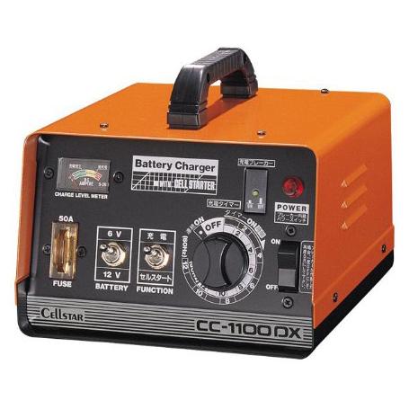 CELLSTAR CC-1100DX [バッテリー充電器]