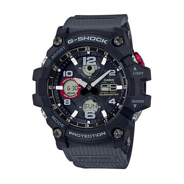 【送料無料】CASIO(カシオ) GWG-100-1A8JF G-SHOCK マスター オブ G マッドマスター [ソーラー充電式腕時計(メンズ)]