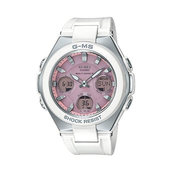 【送料無料】CASIO(カシオ) MSG-W100-7A3JF Baby-G G-MS [ソーラー充電腕時計(レディース)]