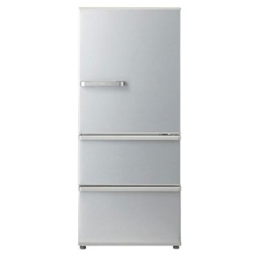 【送料無料】AQUA AQR-27G-S ミスティシルバー [冷蔵庫 (272L・右開き)]