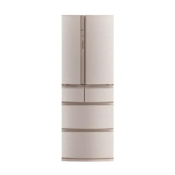 【送料無料】MITSUBISHI MR-RX46C-F フローラル 置けるスマート大容量 RXシリーズ [冷蔵庫(461L・フレンチドア)] 【代引き・後払い決済不可】【離島配送不可】