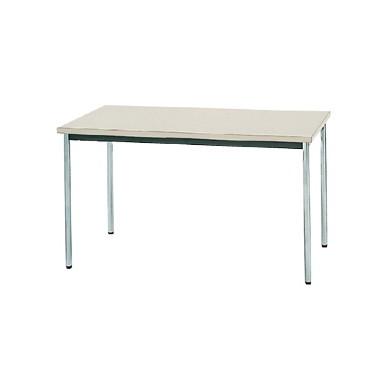 【送料無料】生興 MTS-1275OSG(ニューグレー) テーブル [棚なし]【同梱配送不可】【代引き不可】【沖縄・北海道・離島配送不可】