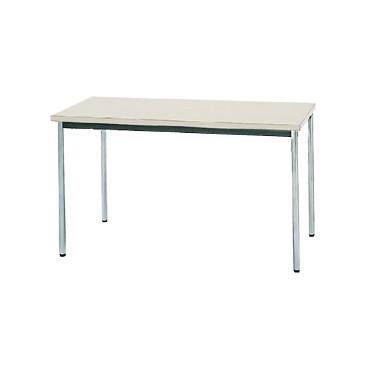 【送料無料】生興 MTS-1260OSG(ニューグレー) テーブル [棚なし]【同梱配送不可】【代引き不可】【沖縄・北海道・離島配送不可】