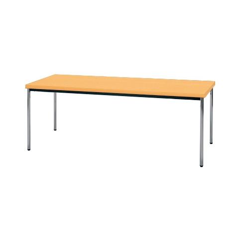 【送料無料】生興 MTS-1875OTP(Pアルダー) テーブル [棚なし]【同梱配送不可】【代引き不可】【沖縄・北海道・離島配送不可】