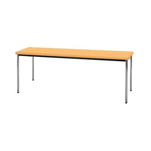 【送料無料】生興 MTS-1845OTP(Pアルダー) テーブル [棚なし]【同梱配送不可】【代引き不可】【沖縄・北海道・離島配送不可】