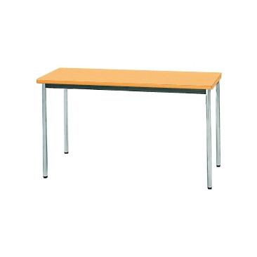 【送料無料】生興 MTS-1245OTP(Pアルダー) テーブル [棚なし]【同梱配送不可】【代引き不可】【沖縄・北海道・離島配送不可】