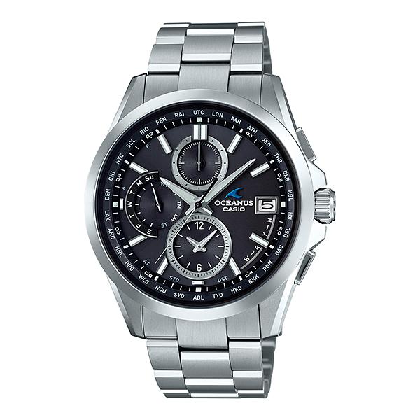 【送料無料】CASIO(カシオ) OCW-T2600-1A2JF OCEANUS [腕時計(メンズ)]
