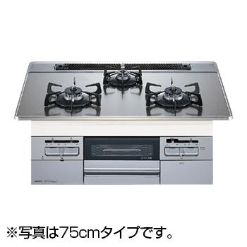 【送料無料】NORITZ N3WQ6RWTSKSI-LP Fami スタンダードタイプ [ビルトインガスコンロ (プロパンガス用・左右強火力・幅60cm)]