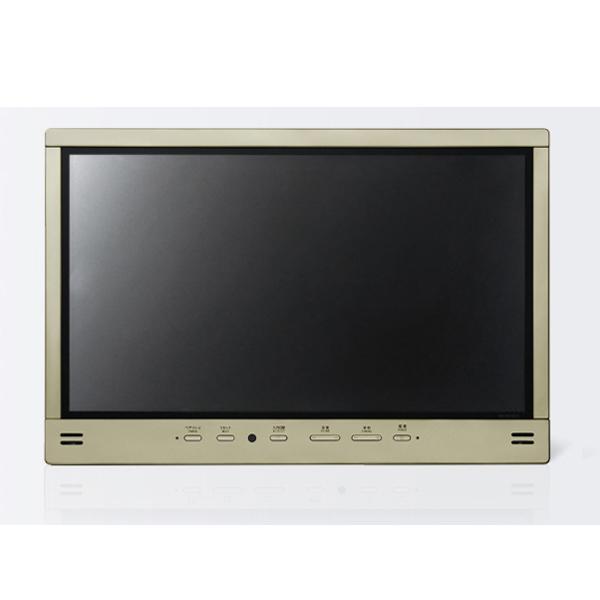 【送料無料】TWINBIRD VB-BS325G シャンパンゴールド [32V型浴室テレビ(地上・BS・110度CS対応)]