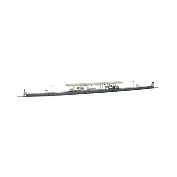 トミーテック 4273 売買 島式ホームセット 送料無料 都市型