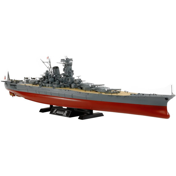 タミヤ 78031 NEW売り切れる前に☆ 1 350 受賞店 武蔵 2013 日本海軍戦艦