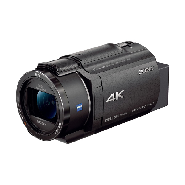 SONY FDR-AX45 B ブラック ハンディカム [デジタル4Kビデオカメラ]