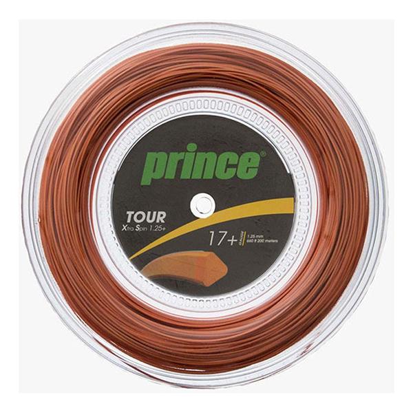 【送料無料】prince 7J934 R TOUR XS 17 ORG オレンジ [テニスガット硬式用]