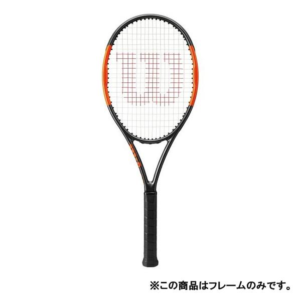 【送料無料】ウィルソン WRT7341103 BURN 95CV [硬式テニスラケット] テニス wilson 錦織圭使用モデル NASA公認素材採用 COUNTERVAIL 2017年度モデル ハードケース付