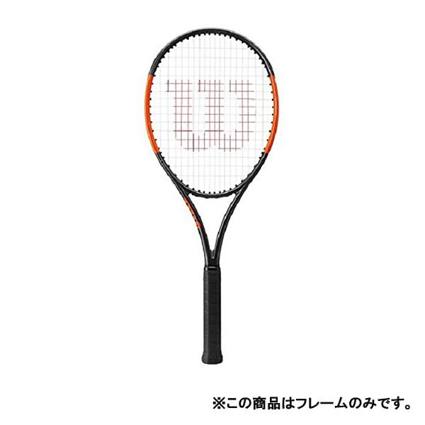 【送料無料】ウィルソン WRT7342102 BURN 100 S CV [硬式テニスラケット] テニス wilson シモーナ・ハレプモデル NASA公認素材採用 COUNTERVAIL スピン重視 ベースライナー向け 2017年度モデル ハードケース付