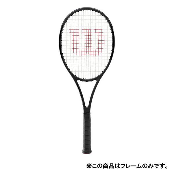 【送料無料】ウィルソン WRT7392201 PRO STAFF 97L CV TNS FRM SC 1 [硬式テニスラケット] テニス wilson カウンターベイル搭載モデル ハードケース付