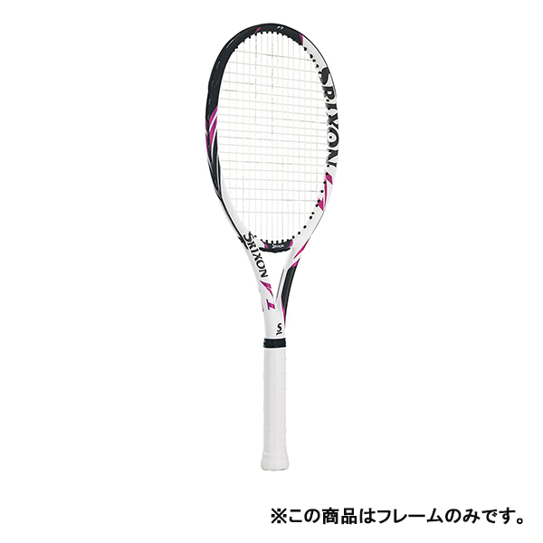 【送料無料】DUNLOP 18SRX V1 SR21808WHPK G1 SRIXON [硬式テニスラケット(フレームのみ)]