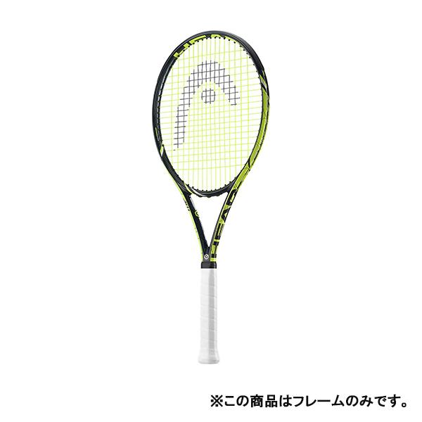 【送料無料】HEAD YT Graphen Extreme PRO G2 [硬式テニスラケット(フレームのみ)]