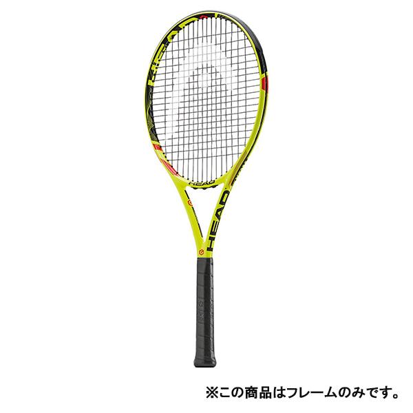 【送料無料】テニスラケット 硬式 ヘッド(HEAD) Graphene XT Extreme PRO G3 [硬式テニスラケット(フレームのみ)] エクストリーム テニス ツアーモデル スピン重視