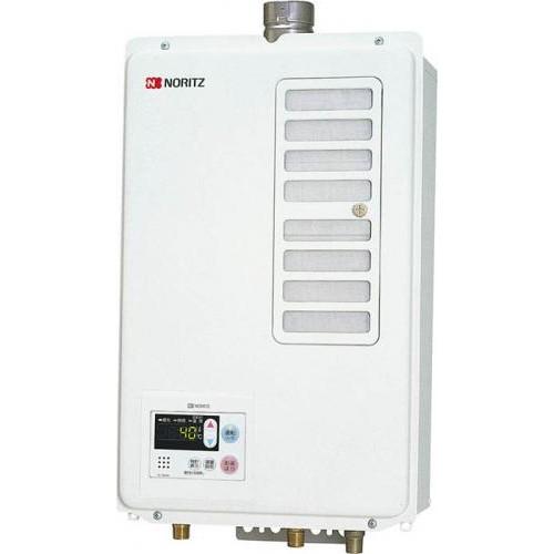 NORITZ GQ-1637WSD-F-1-LP [ガス給湯器(プロパンガス用) 給湯専用 屋内壁掛/強制排気形 オートストップ 16号]