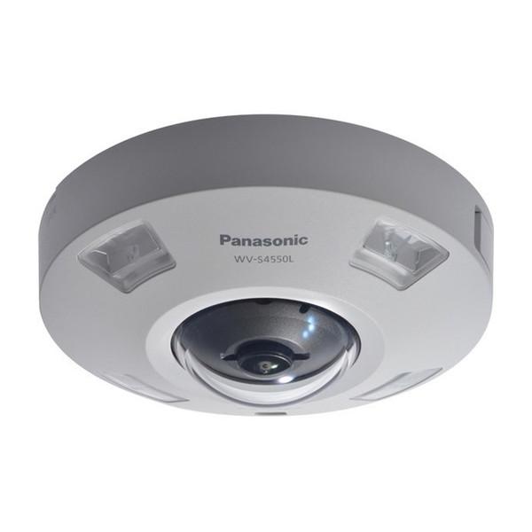 【送料無料】PANASONIC WV-S4550L アイプロシリーズ [全方位ネットワークカメラ]