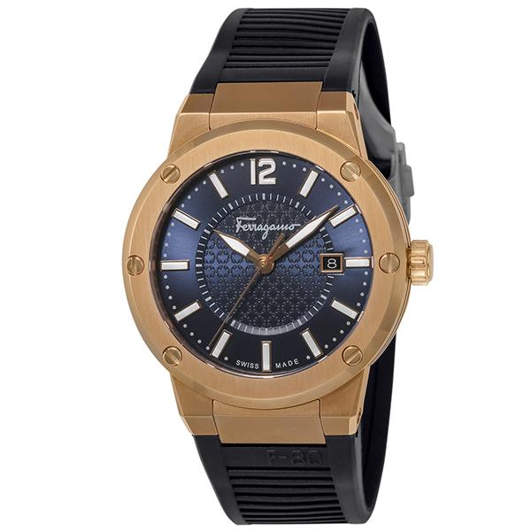 【送料無料】Ferragamo FIF050015 F-80 [腕時計(メンズ)] 【並行輸入品】