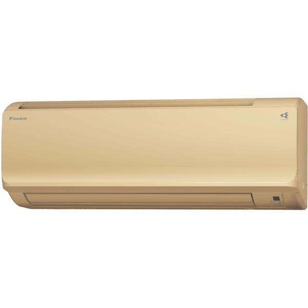 【送料無料】DAIKIN S71VTCXP-C ベージュ CXシリーズ [エアコン (主に23畳用・200V対応)]