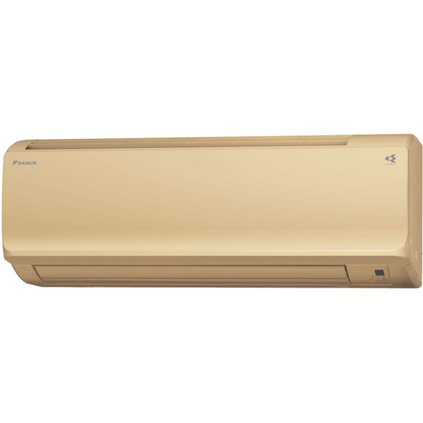 【送料無料】DAIKIN S56VTCXP-C ベージュ CXシリーズ [エアコン (主に18畳用・200V対応)]