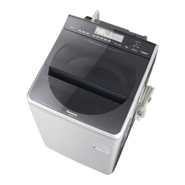 【送料無料】PANASONIC NA-FA120V1-S シルバー [全自動洗濯機 (洗濯12.0kg)]