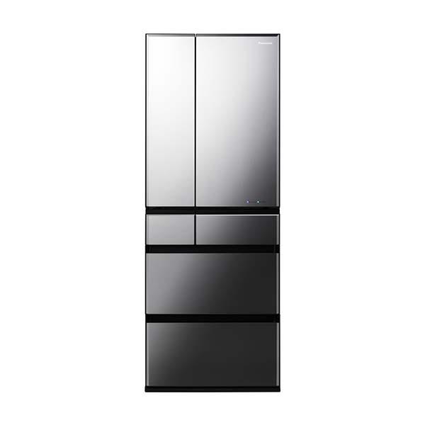 【送料無料】PANASONIC NR-F604WPX-X オブシディアンミラー WPXタイプ [冷蔵庫(600L・フレンチドア)] 【代引き・後払い決済不可】【離島配送不可】
